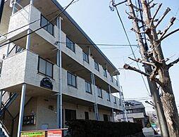 東京都町田市鶴川2丁目の賃貸マンションの外観