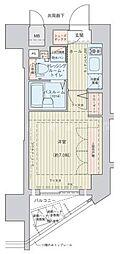 エステムプラザ横濱元町山手[3階]の間取り