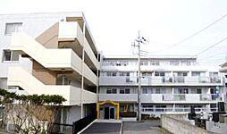 茨城県取手市台宿2丁目の賃貸マンションの外観