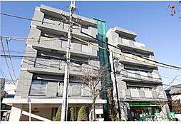 東京都世田谷区砧6丁目の賃貸マンションの外観