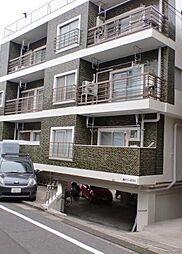 東京都渋谷区広尾2丁目の賃貸マンションの外観