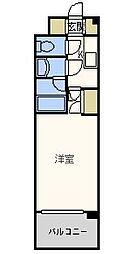 Casa di Taishokan il mare[5階]の間取り
