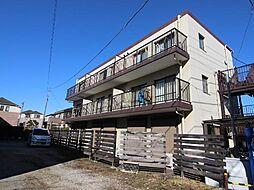 グランディーコート江戸川台[1階]の外観
