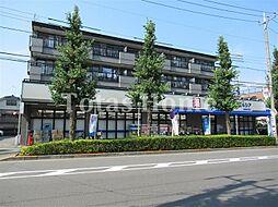 東京都板橋区四葉2丁目の賃貸マンションの外観