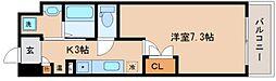兵庫県神戸市兵庫区御崎本町2丁目の賃貸マンションの間取り