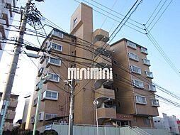 愛知県名古屋市天白区植田南2の賃貸マンションの外観