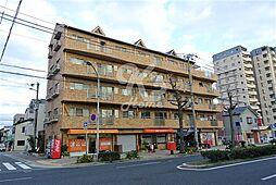 兵庫県神戸市須磨区大池町2丁目の賃貸マンションの外観