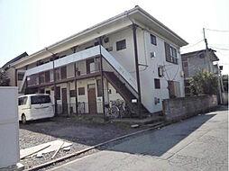 東京都西東京市住吉町3丁目の賃貸アパートの外観