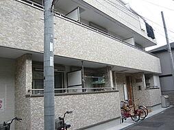 大阪府大阪市西淀川区姫島1丁目の賃貸アパートの外観