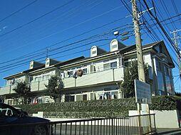 クレメゾン薬園台第1[2階]の外観