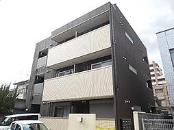大阪府豊中市服部西町3の賃貸マンションの外観