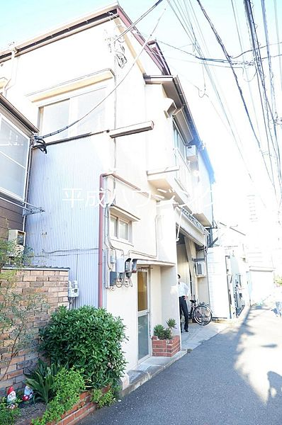 片桐荘 2階の賃貸【東京都 / 新宿区】
