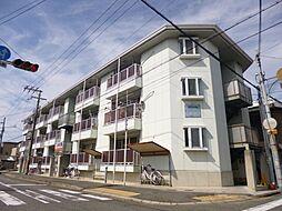 メロディーハイム浅香[3階]の外観