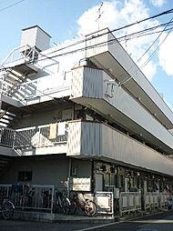 天戸マンション[3階]の外観