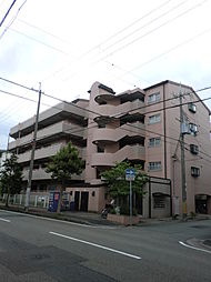 エレガント阪上[2階]の外観