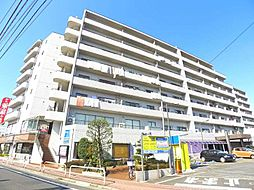 東京都足立区西竹ノ塚2丁目の賃貸マンションの外観