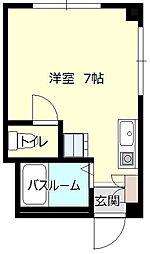 遠山マンション[101号室]の間取り