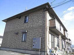 シャンツェ A棟[102号室]の外観