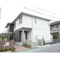 大阪府大阪狭山市池尻北2丁目の賃貸アパートの外観