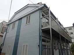 プレジール新船橋[103号室]の外観