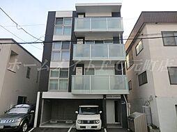 北海道札幌市東区北二十三条東18の賃貸マンションの外観