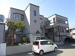 北海道札幌市北区太平十二条5丁目の賃貸アパートの外観