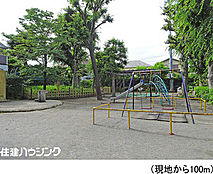区立富士見台公園