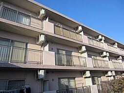東京都東久留米市新川町2丁目の賃貸マンションの外観