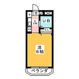 田神駅 2.5万円