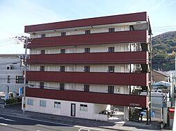 ピュア紀三井寺[4階]の外観