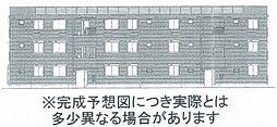 仮)D-room今保 A棟[3階]の外観