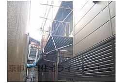 [一戸建] 京都府京都市下京区毘沙門町 の賃貸【/】の外観