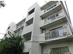 東京都中野区上高田1丁目の賃貸マンションの外観