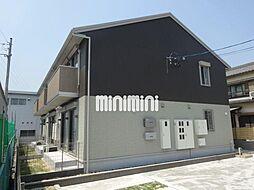 愛知県名古屋市港区善南町の賃貸アパートの外観