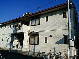 ハイム亀山[A101号室]の外観