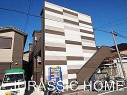 大阪府堺市堺区寺地町西1丁の賃貸アパートの外観