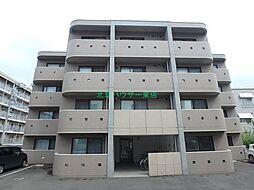 北海道札幌市東区北二十条東16の賃貸マンションの外観
