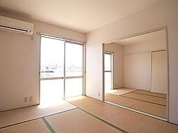 グレース田喜野井II番館の和室
