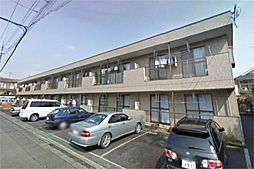 東京都八王子市久保山町1丁目の賃貸マンションの外観