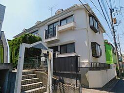 新百合ケ丘ベルシオン[2階]の外観
