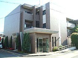 兵庫県尼崎市瓦宮2丁目の賃貸マンションの外観