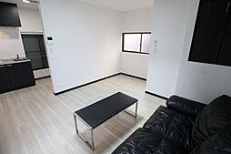 文京区本駒込5丁目 戸建 2LDKの居間