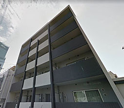 URBAN TERRACE ABENO[5階]の外観