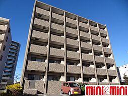 佐賀県佐賀市兵庫北2丁目の賃貸マンションの外観