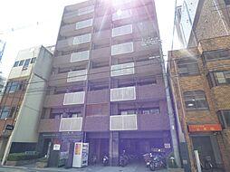 京都府京都市下京区因幡堂町の賃貸マンションの外観