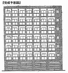 グラドアーレ ミゼ[6階]の外観