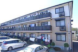 千葉県柏市富里2丁目の賃貸アパートの外観