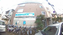 Dマンション[2階]の外観