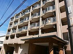 ライオンズマンション大正[4階]の外観