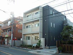 東京都小平市津田町1丁目の賃貸マンションの外観